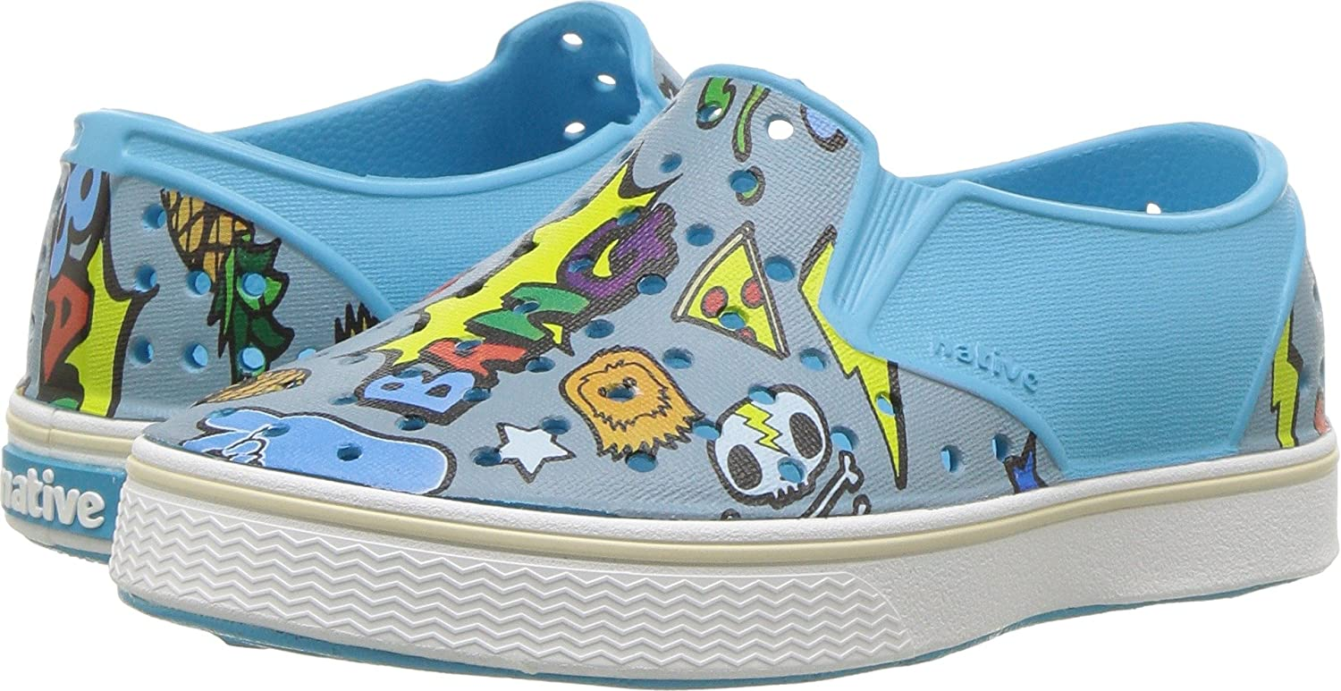 Native Kids' Miles Print Child Sneaker 13104601