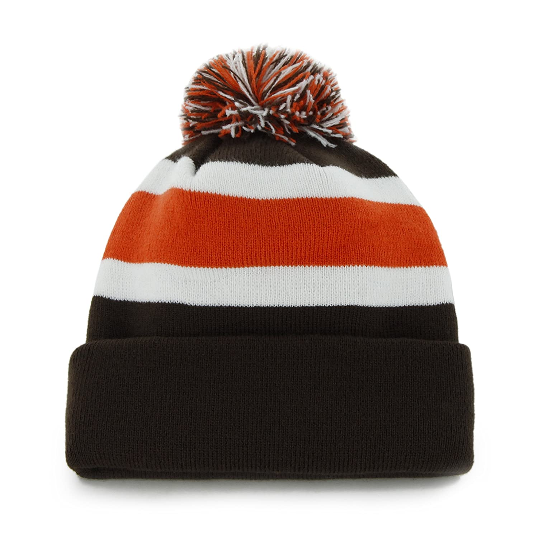 72b566d6a88ff4 discount new era cleveland browns nfl sideline sport knit hat usa ae999  ebc35