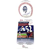 $159 » Christian Yelich Milwaukee Brewers Signed Autograph Official MLB Baseball Limited Edition 2018 NL MVP Ball JSA Certified