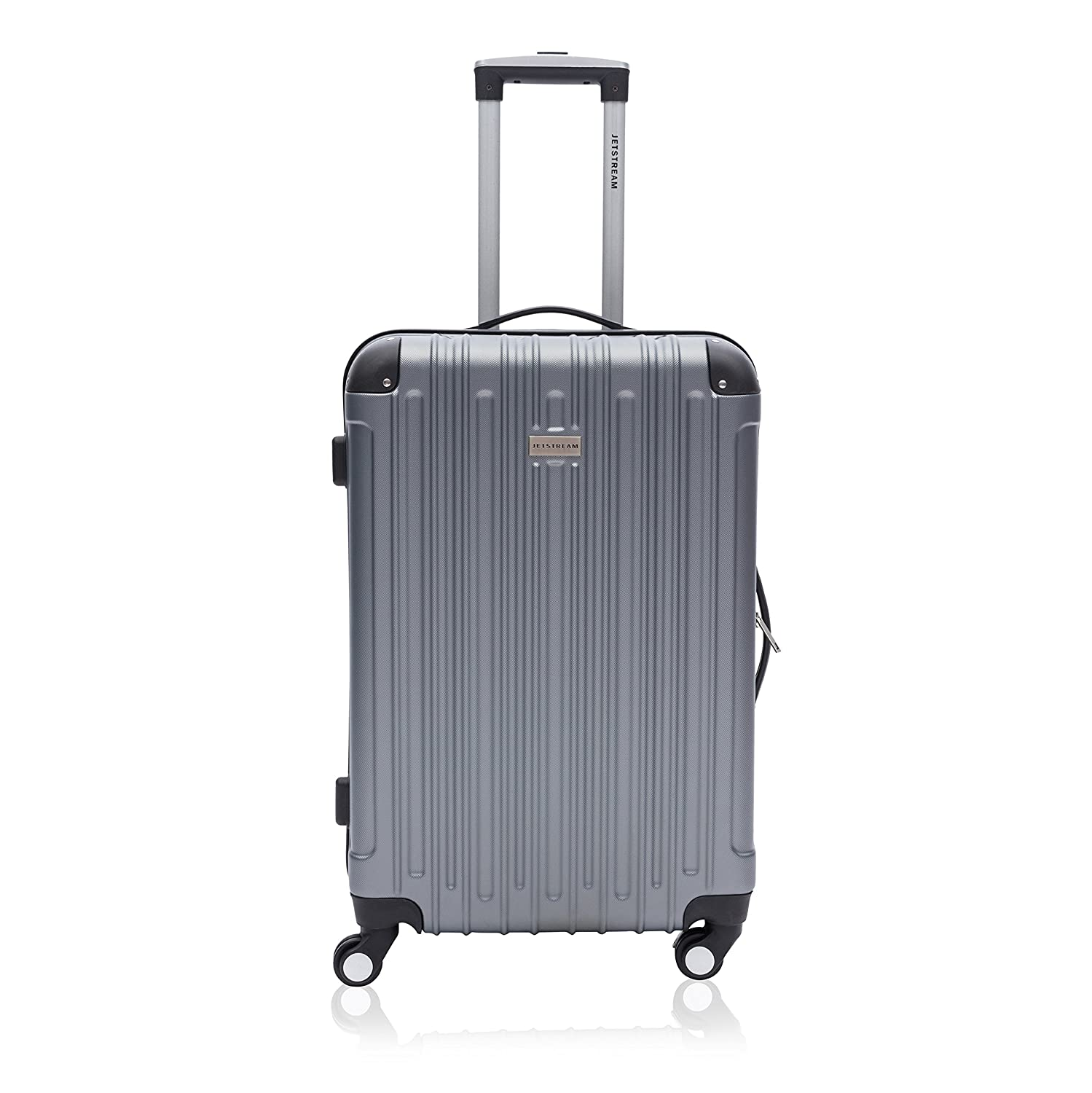 Jetstream 24 Hardside Spinner Suitcase (Charcoal) C0665_24_CHR