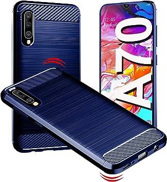 YBPowerCase Funda Samsung A70,Carcasa Protectora para Movil Galaxy ...