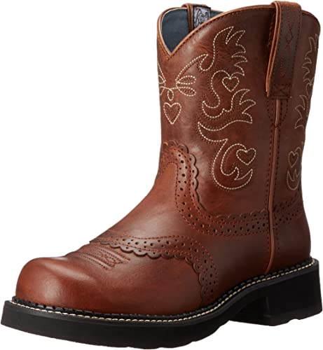 Ariat Fatbaby Saddle Womens Western Cowboy Boot Choose SZ//Color.