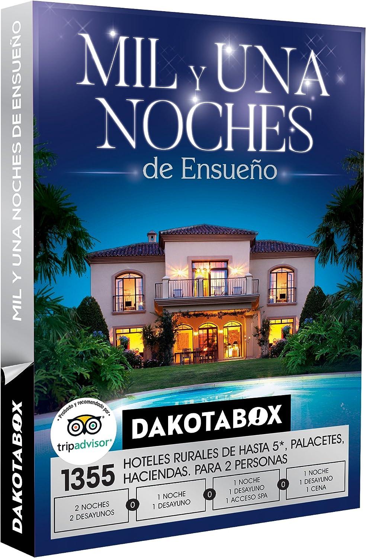 dakotabox mil y una noches de ensueño