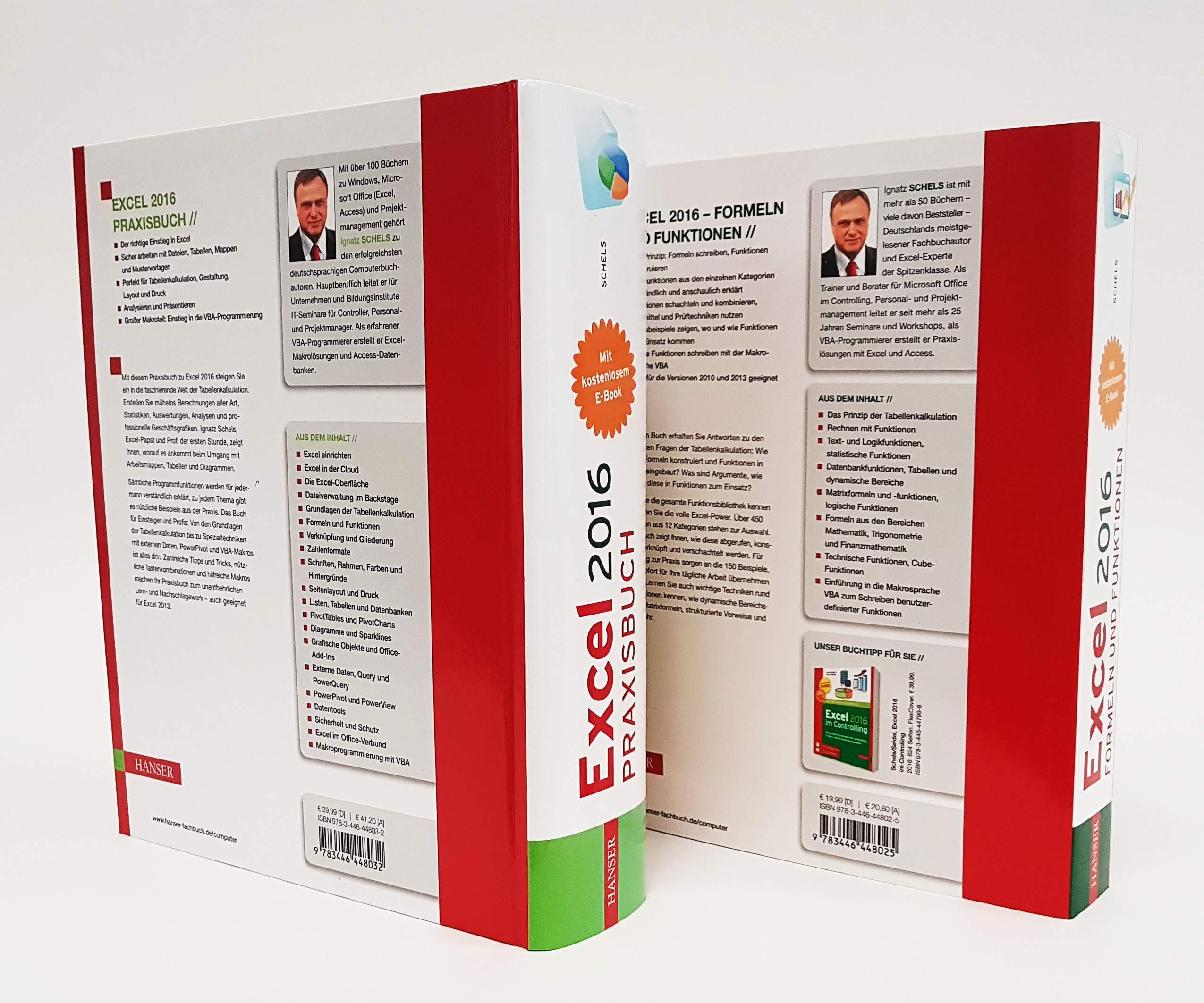Excel - Alles, was Sie wissen müssen zu Formeln, Funktionen, VBA ...