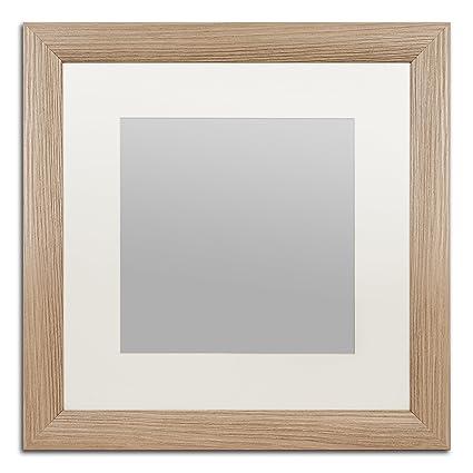 Amazon.com - Trademark Fine Art Heavy Duty 16x16 Birch Wood Picture ...