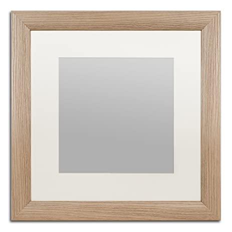Amazon.com - Trademark Fine Art Heavy Duty 16x16 Birch Wood Picture ...