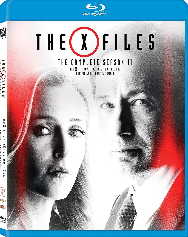 X-files S11 (event Series S2) [Blu-ray] (Bilingual)