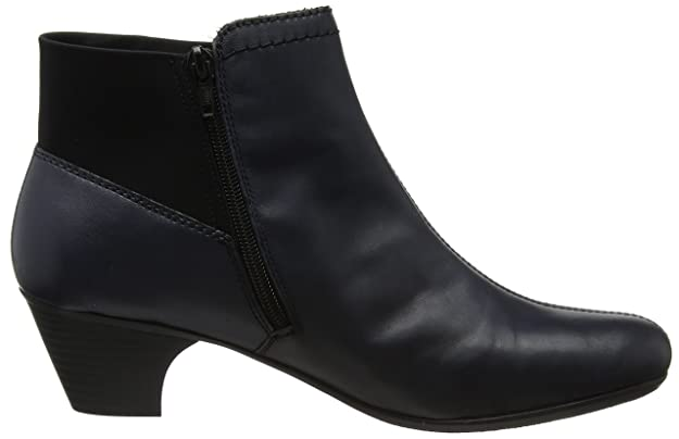 Rieker Damen 70584 Stiefel, Navy: : Schuhe gutm6