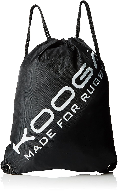 Kooga Gym - Bolsa para material de rugby, color negro, talla Einheitsgröße 833843 42