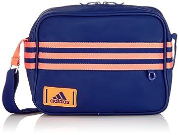 677806810a00 adidas Enamel Shoulder Bag purple Amazon Purple F14 Flash Orange S15 Flash  Orange S15