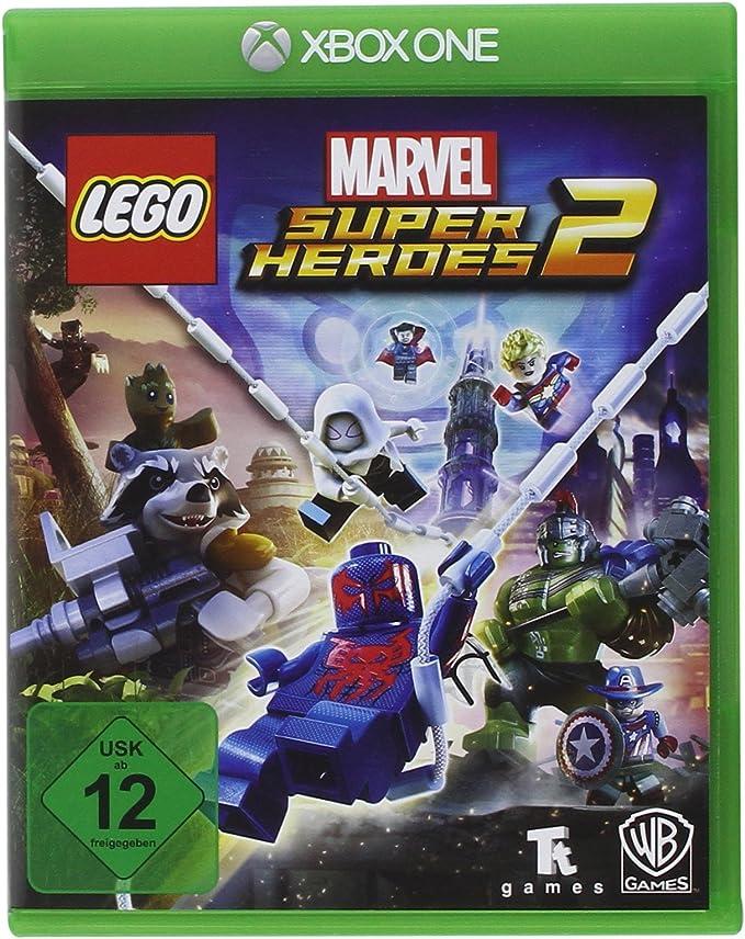 LEGO Marvel Superheroes 2 - Xbox One [Importación alemana]: Amazon ...