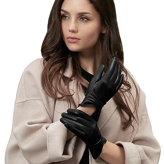 Gloved ladies