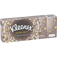 Kleenex Ultra Soft Fazzoletti Soffici e Setosi, Confezione da 10 Pacchetti