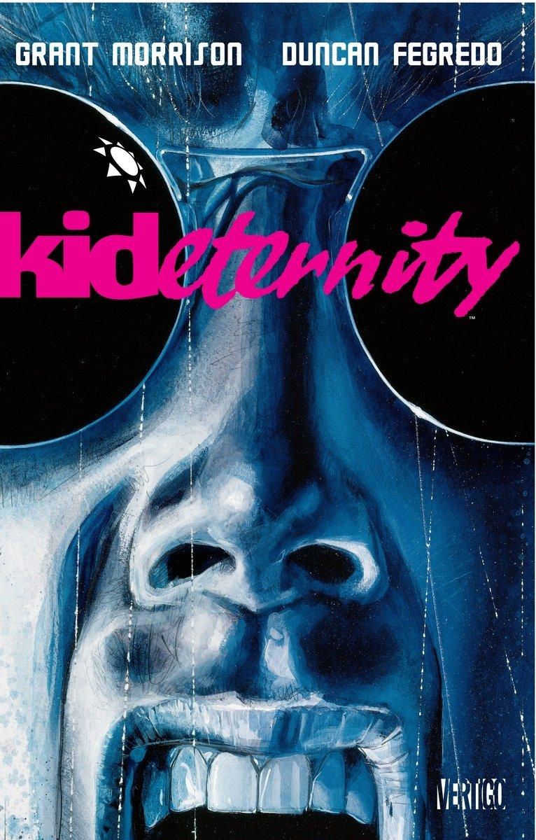 Kid Eternity Deluxe Edition HC [Idioma Inglés]: Amazon.es ...