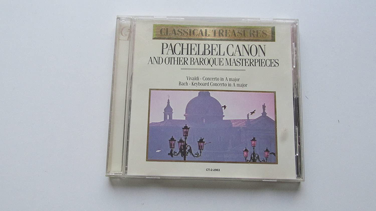 Pachelbel Canon Direct stock discount lowest price