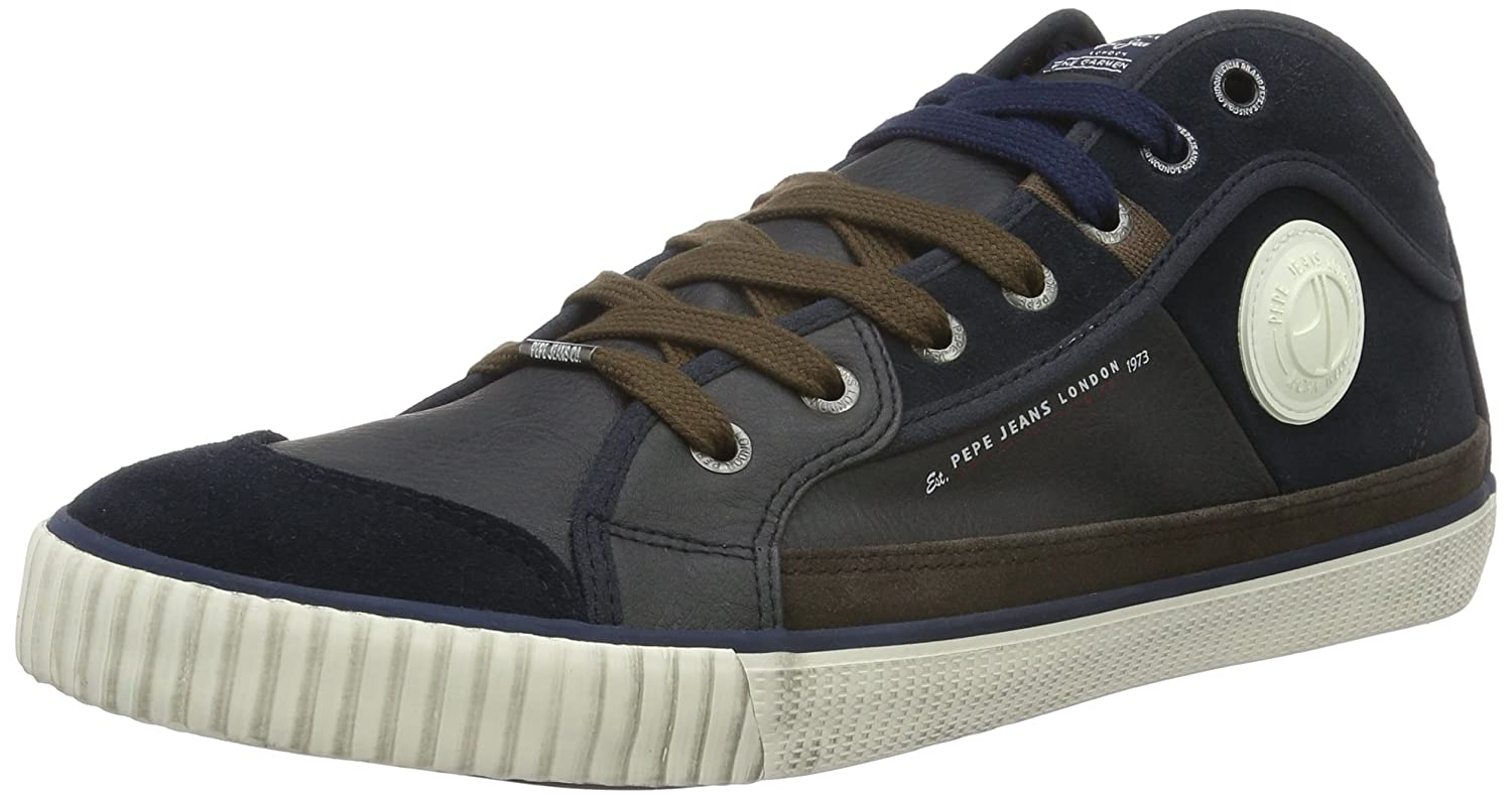 Pepe Jeans Herren Industry Half High-Top