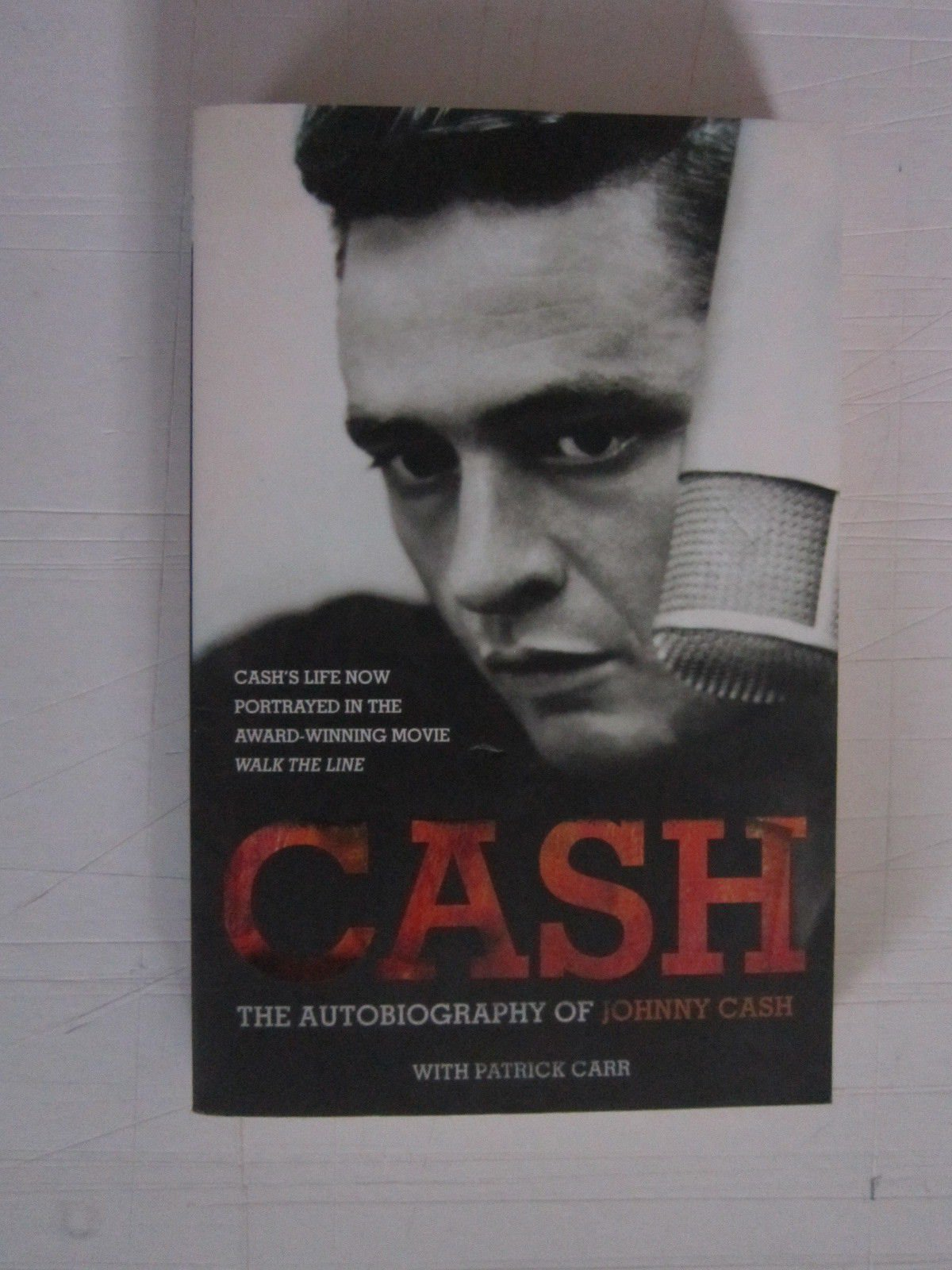 2000-04-03 The Autobiography by Johnny Cash Cash