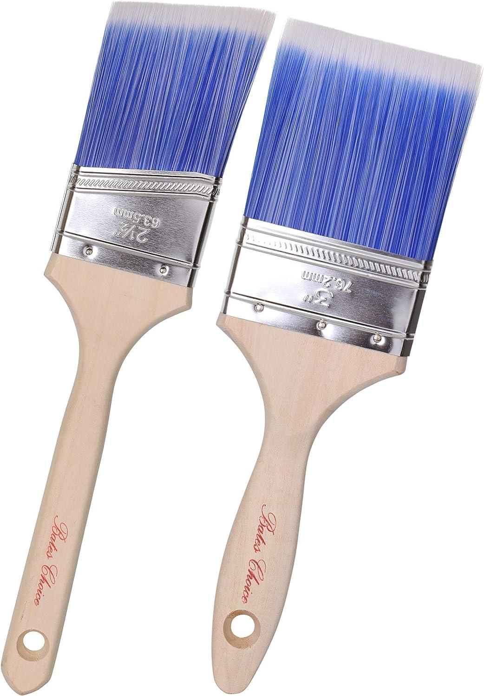 Bates Paint Brushes- 2 Pack