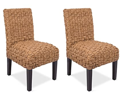 Exceptionnel BirdRock Home 2 PC Checkered Weave Seagrass Side Chair | Hand Woven | Dark  Brown