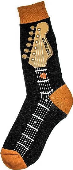Guitar Themed Socks