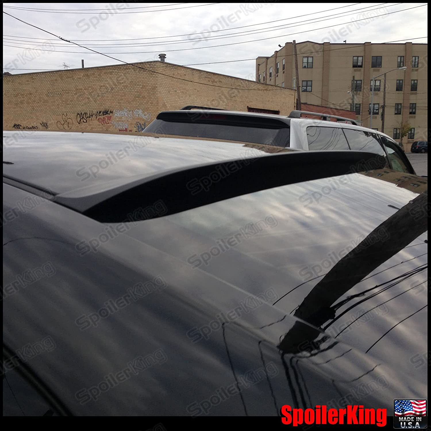Spoiler King Roof Spoiler Compatible with Nissan Altima 4dr 284R