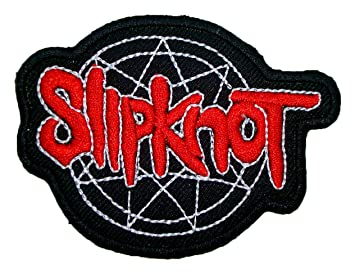 amazon com slipknot heavy metal band logo t shirts ms22 iron on patches rh amazon com Heavy Metal Clothing Heavy Metal Hoodies