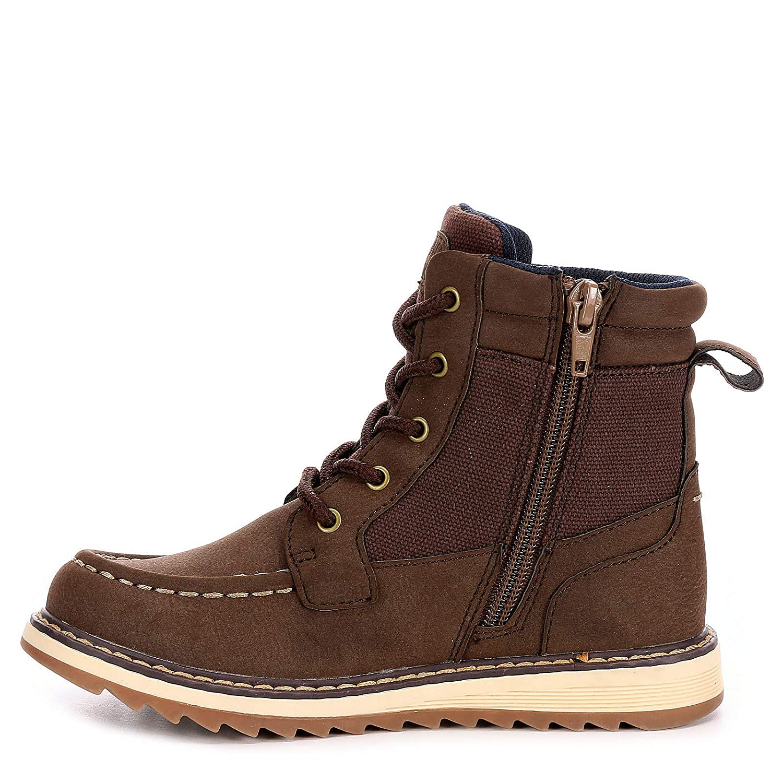 Highland Creek Boys Beau High Top Boot Shoes