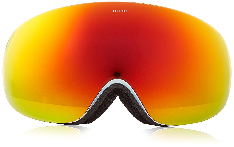Electric Visual EG3.5 Gloss White Jet Black Snow Goggle