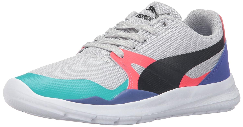 Mens Puma Duplex Evo Grey Black Royal Blue Running Shoes Z70548