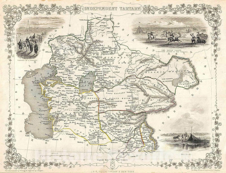 1856 TEXAS MAP TX Hickory Creek Hico Holland Holliday Hollywood Park Honey Grove