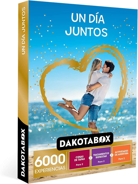 DAKOTABOX - Caja Regalo hombre mujer pareja idea de regalo - Un ...