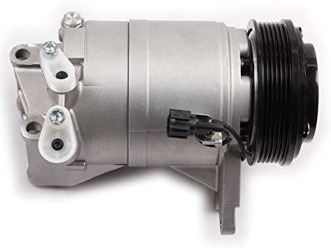 TUPARTS Air Conditioning Compressor and Clutch Assembly Replacement for Nissan Altima Nissan Maxima 2002-2007