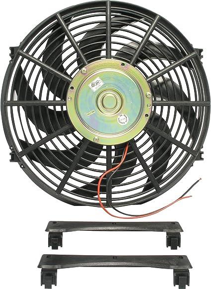 Universal aire acondicionado CF 0014 mps-24 V a/c Ventilador condensador: Amazon.es: Coche y moto