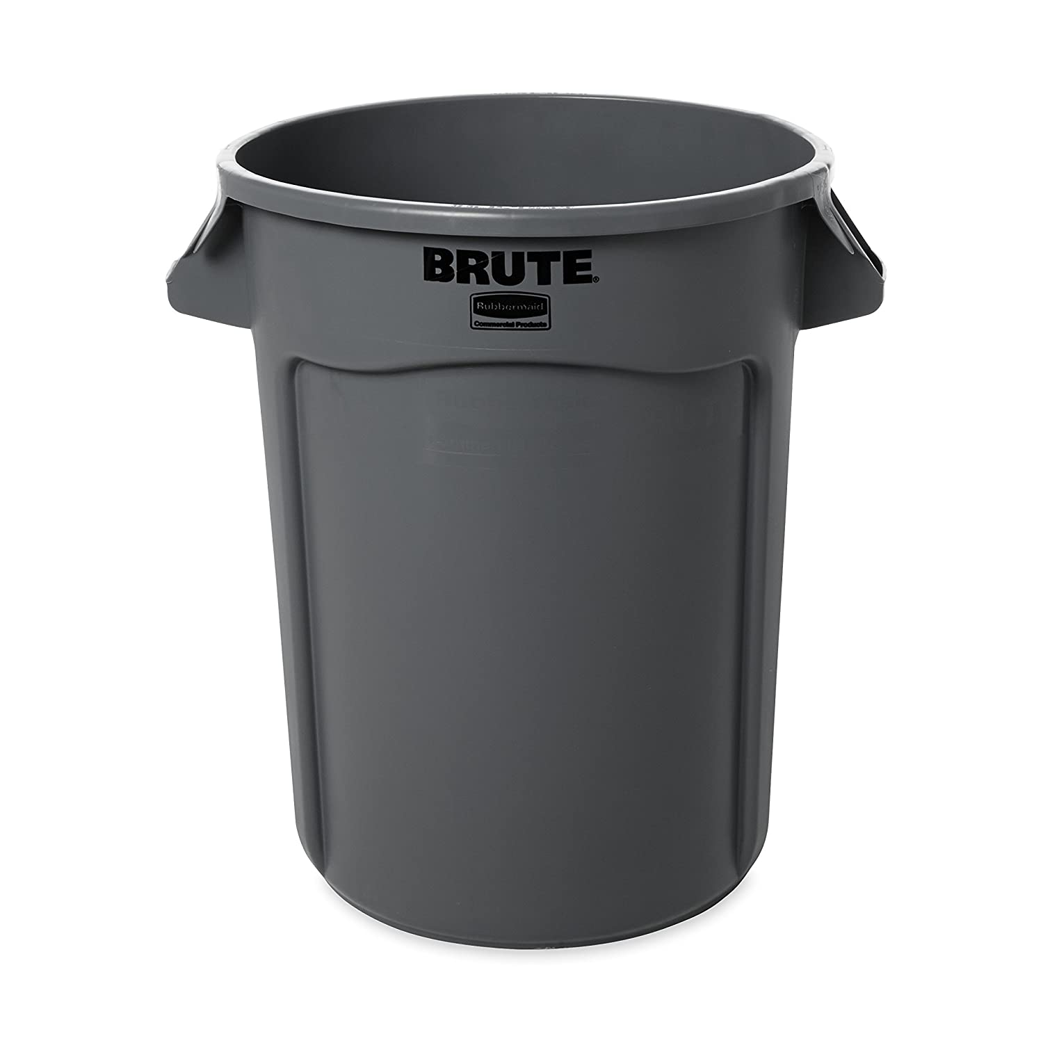 Rubbermaid Commercial Brute Round Container 75.7L - Blue FG262000BLUE RUB262000GRA