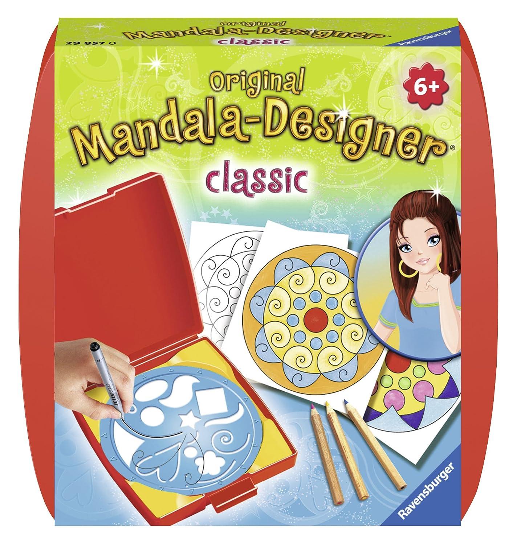 Ravensburger Mandala Designer 29857 Original - Classic Mini 29857 0 Kinderbücher / Kinderbeschäftigung / Spielgesch.