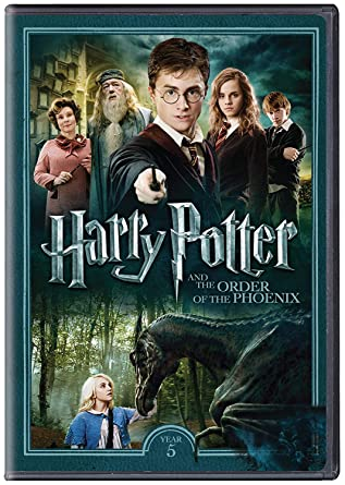 Amazonin Buy Harry Potter And The Order Of The Phoenix Dvd Blu