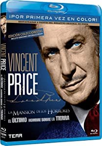 Vicent Price (Last man&house on haunted hill) [Blu-ray]