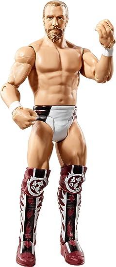 WWE Daniel Bryan Wrestle Mania Heritage - Figura de la Serie #26 ...