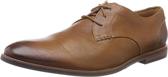 Clarks Broyd Walk, Zapatos de Cordones Derby para Hombre