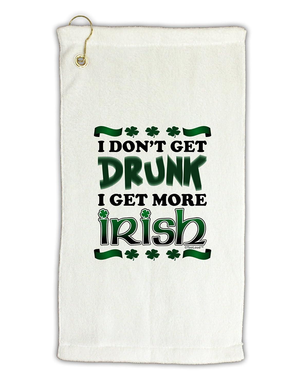 TooLoud I酔っ払っていない – Irish Micro Terry Grometゴルフタオル11