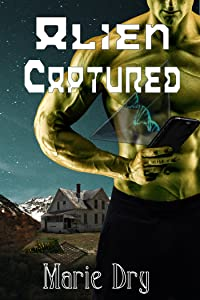 Alien Captured (Zyrgin Warriors Book 5)