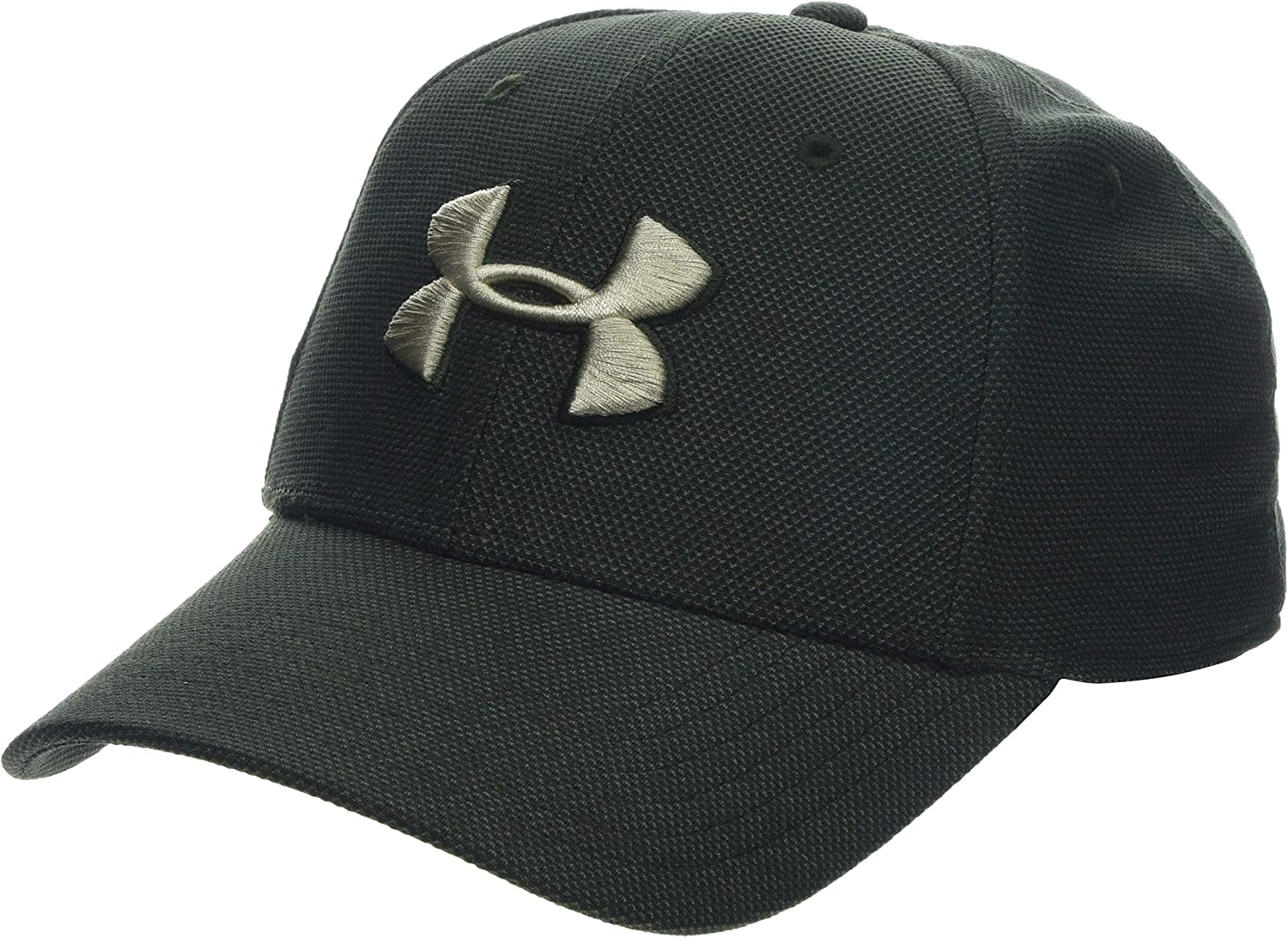 Cappellino Uomo Mens Heathered Blitzing 3.0 Under Armour