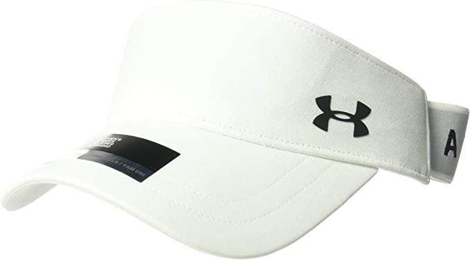Under Armour UA Renegade Visor, Blanco/Negro, Talla única para ...