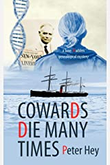 Cowards Die Many Times: A Jane Madden genealogical mystery Kindle Edition