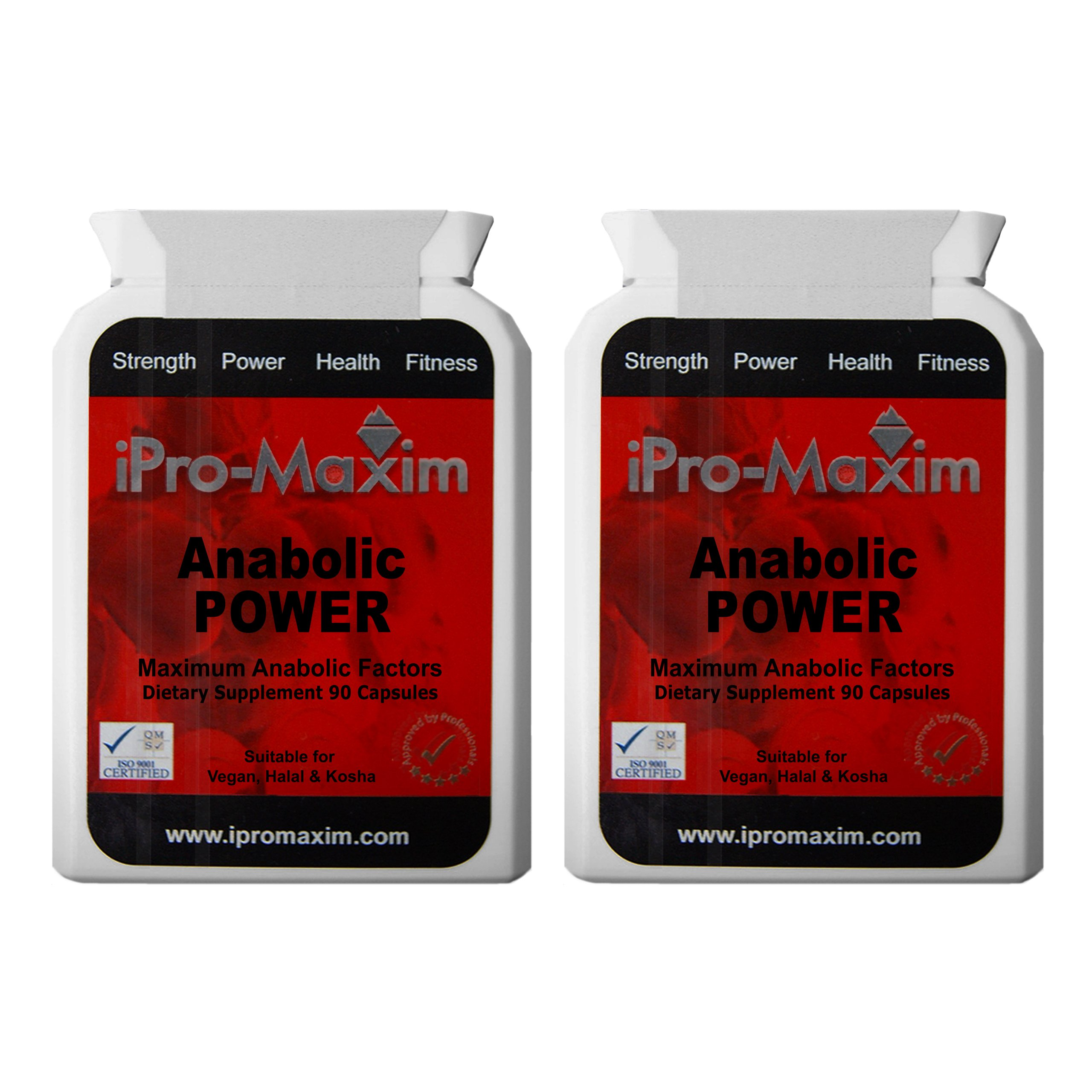 Anabolic Power 180caps MAXIMUM STRENGTH BODYBUILDING SUPPLEMENT
