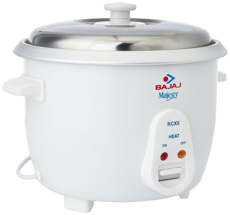 Bajaj RCX 5 1.8-Litre Rice Cooker