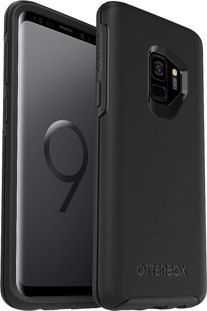 Otterbox Symmetry - Funda Anti caídas Fina y Elegante para Samsung Galaxy S9, Color Negro: Amazon.es: Electrónica