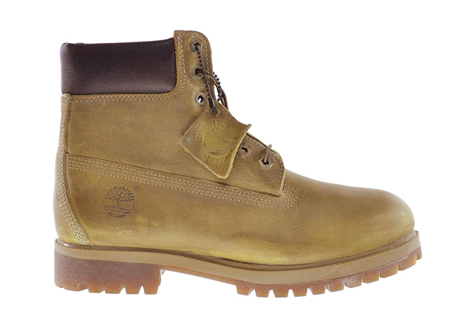 cb0f1182c2 Amazon.com | Timberland AF 6 Inch Anniversary Men's Boots Wheat/Black |  Boots