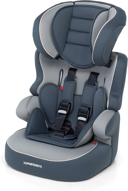 Seggiolino per auto omologato per bambini dai 9 ai 36 kg di peso Joycare disponibile in 2 colori