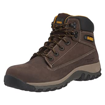DeWalt Hammer, Men's Safety Boots, Brown, ...